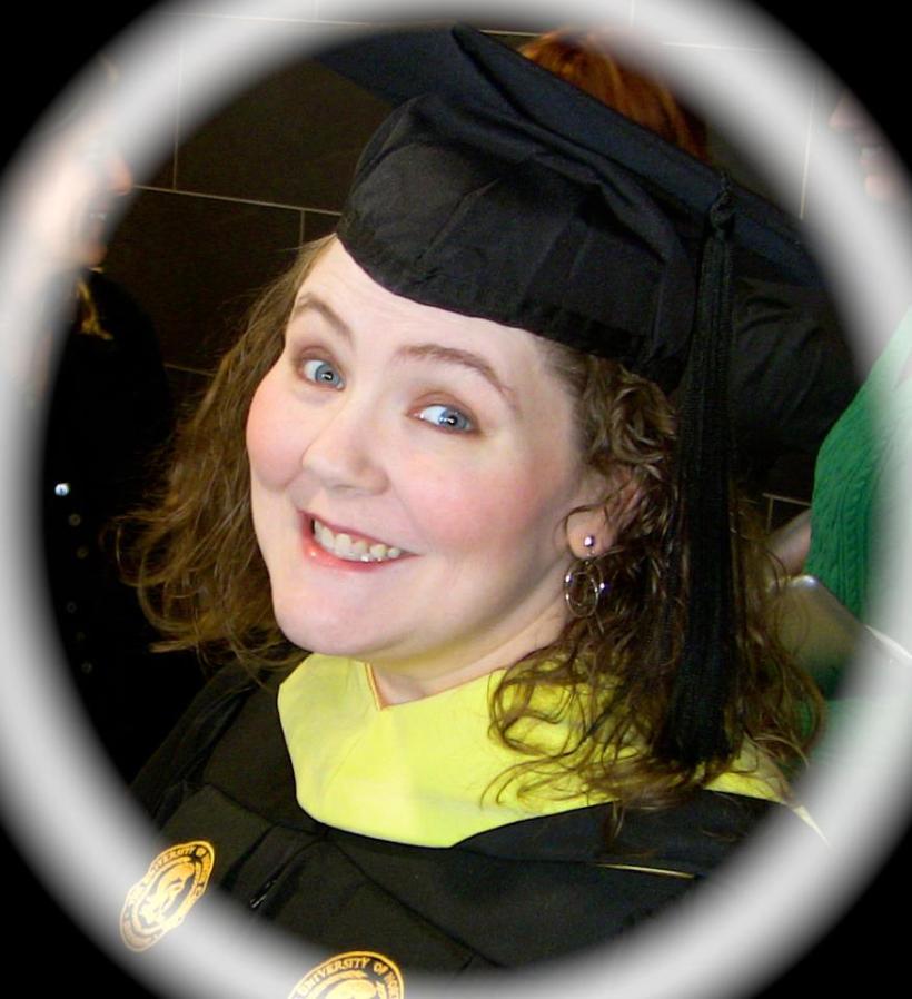 Kristen's MLIS Graduation